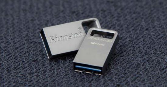 Производитель предлагает покупателям DataTraveler Micro 3.1 пятилетнюю гарантию
