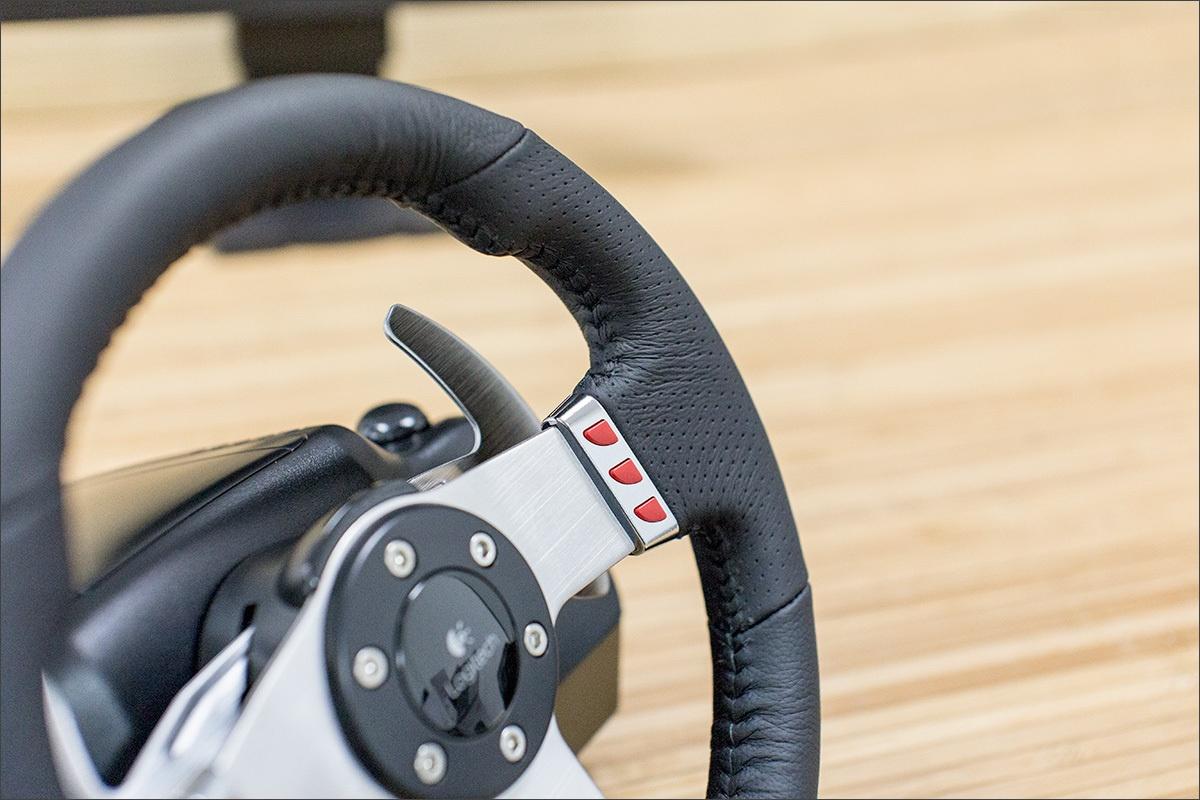 Logitech G27: когда хочется за руль спорткара. Часть 1 - 9