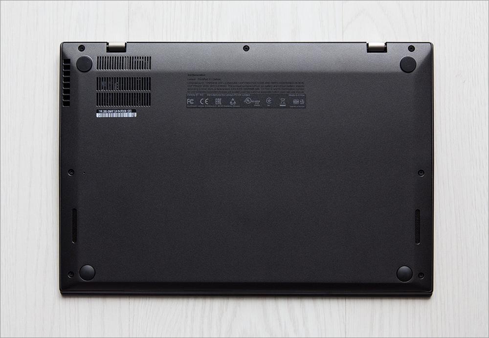 ThinkPad X1 Carbon: Рама-карбон, задний амортизатор, 27 скоростей… - 16