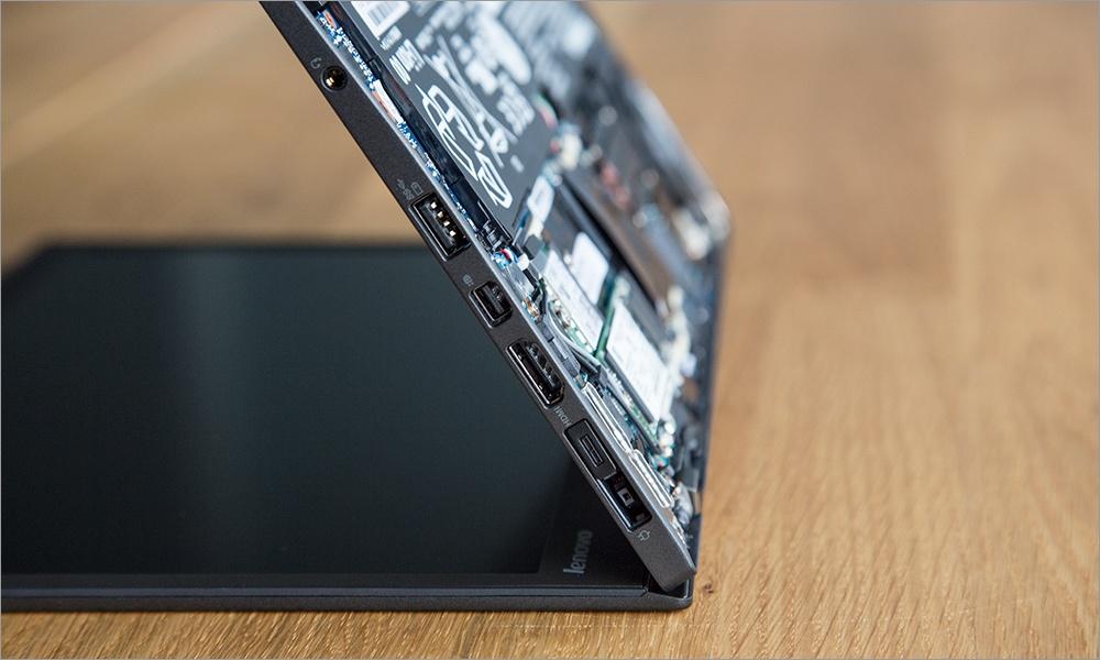 ThinkPad X1 Carbon: Рама-карбон, задний амортизатор, 27 скоростей… - 21