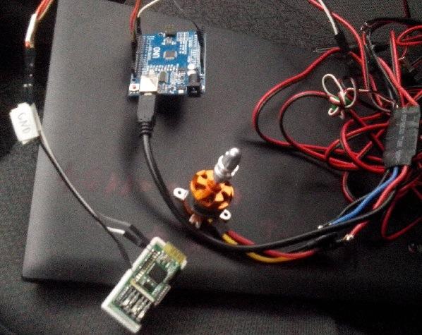 Электрический наддув для авто на Arduino: миф или все возможно? - 5