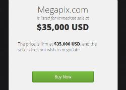 Старые «Mega домены» Кима Доткома выставлены на продажу - 1
