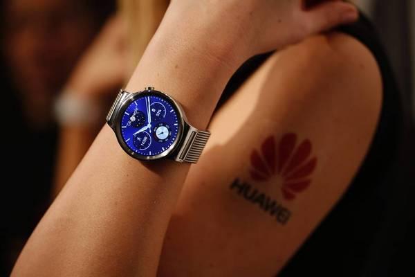 Huawei Watch Китай