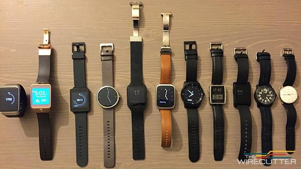 Выбор умных часов сегодня и что вообще происходит с этим рынком - 1