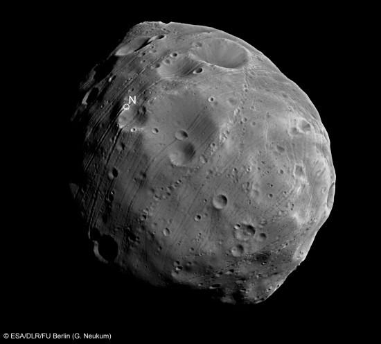 Япония собирается исследовать спутник Марса - 1
