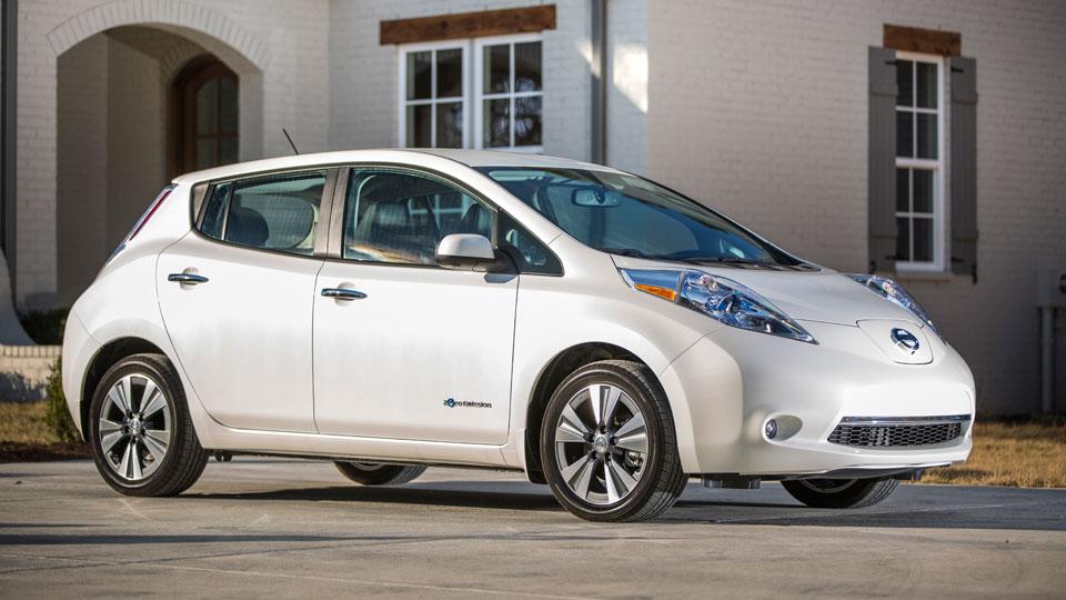 Nissan даст вторую жизнь аккумуляторам LEAF - 1