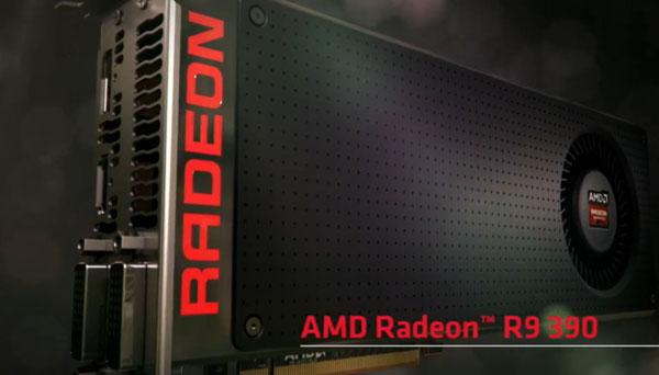 Продажи 3D-карт AMD Radeon R9 300 и Radeon R7 300 начнутся 18 июня