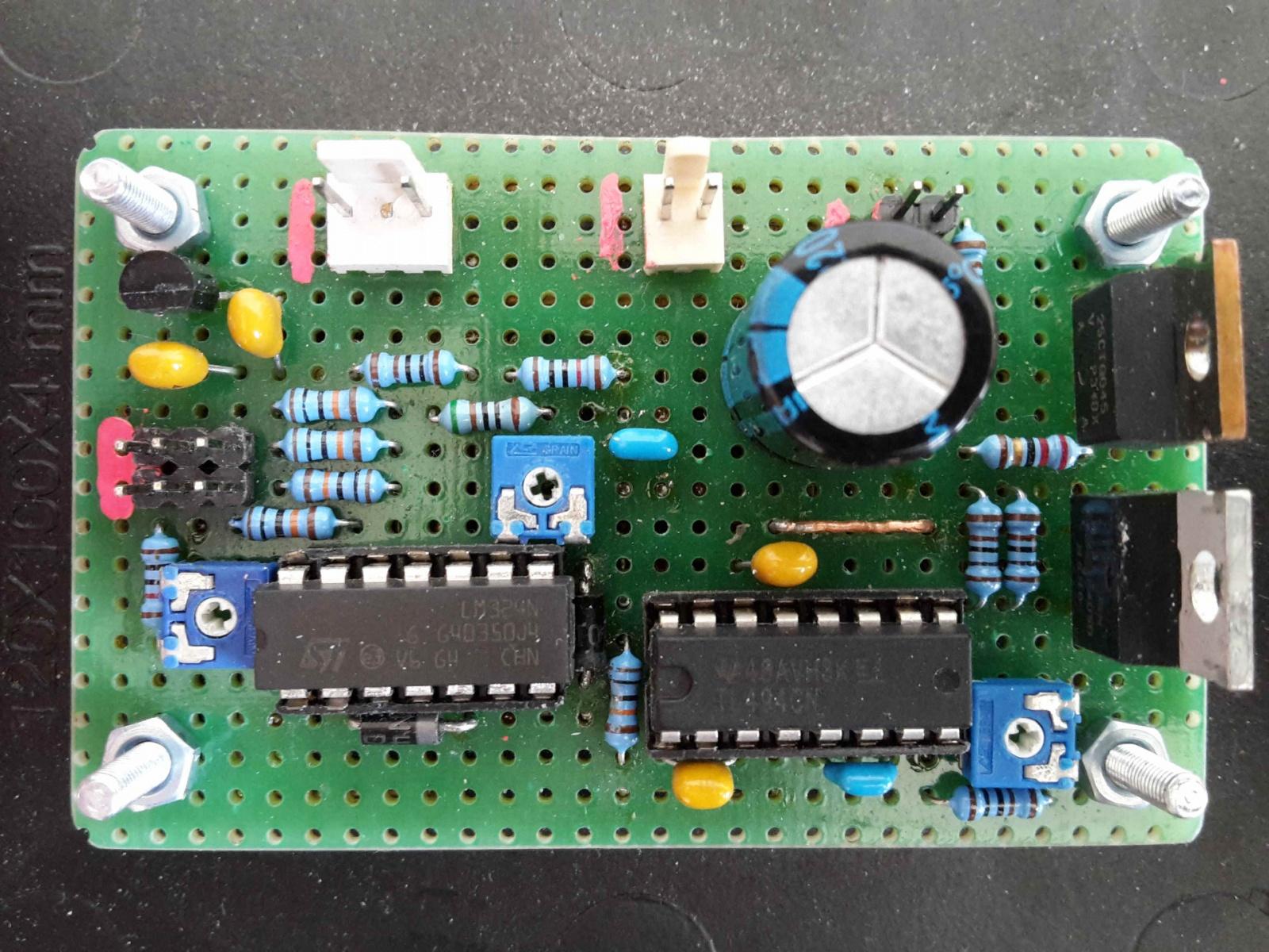 Как самому собрать аналоговый левитрон - 8