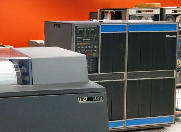 Майнинг биткоинов на 55-летнем ветеране IBM 1401 - 2