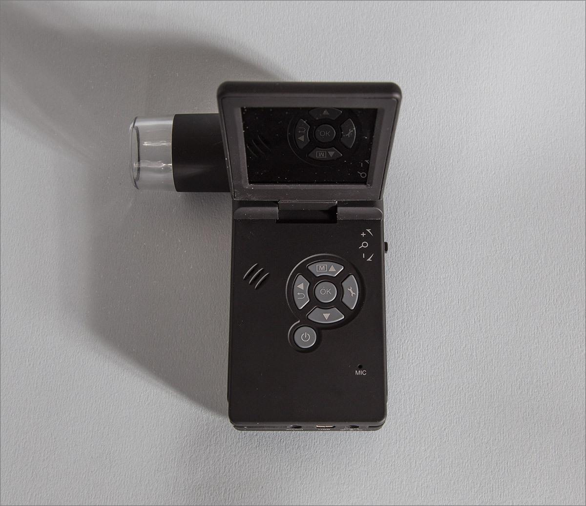Портативный микроскоп на службе у гика - 21