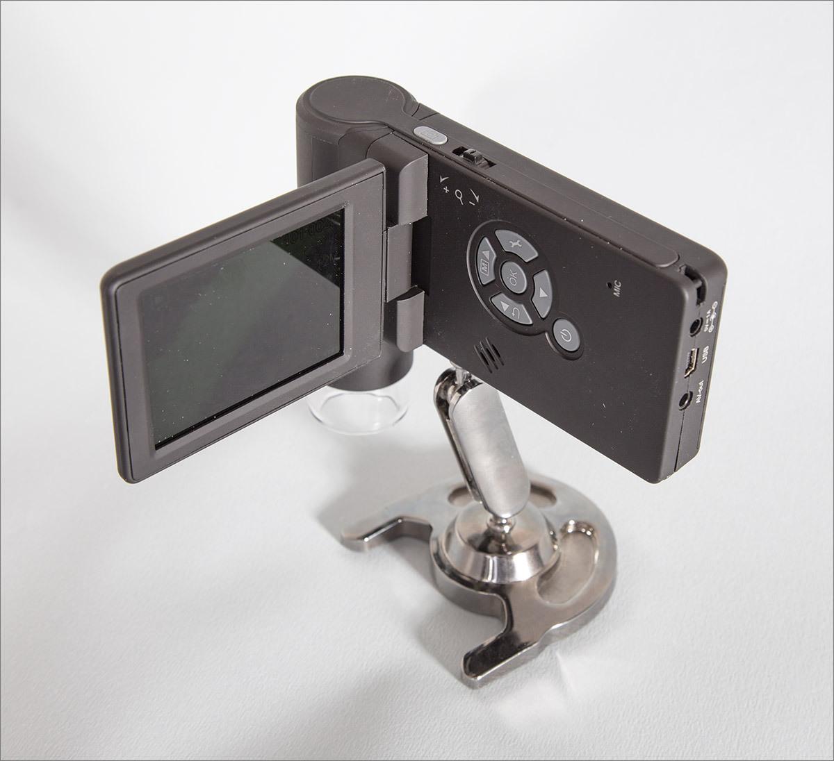 Портативный микроскоп на службе у гика - 22