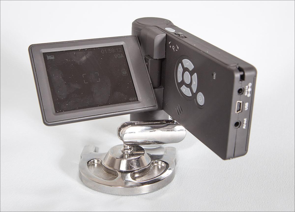 Портативный микроскоп на службе у гика - 3