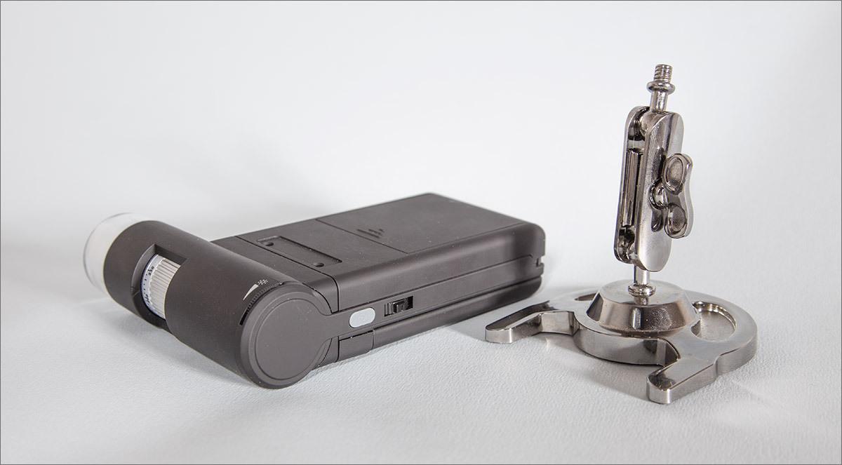 Портативный микроскоп на службе у гика - 8