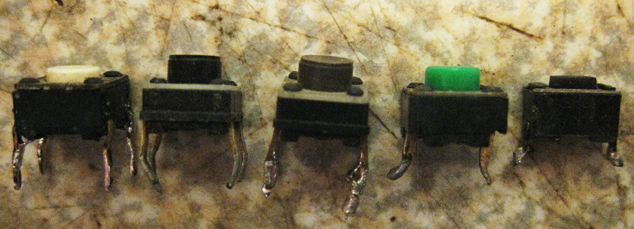 Замена умершей средней кнопки мыши Logitech G602 - 4