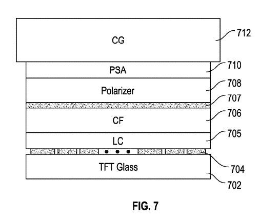 Новый вариант подходит для жидкокристаллических панелей и панелей OLED