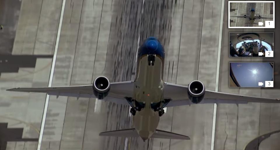 YouTube продемонстрировал новые возможности редактирования роликов на примере Boeing Dreamliner - 1