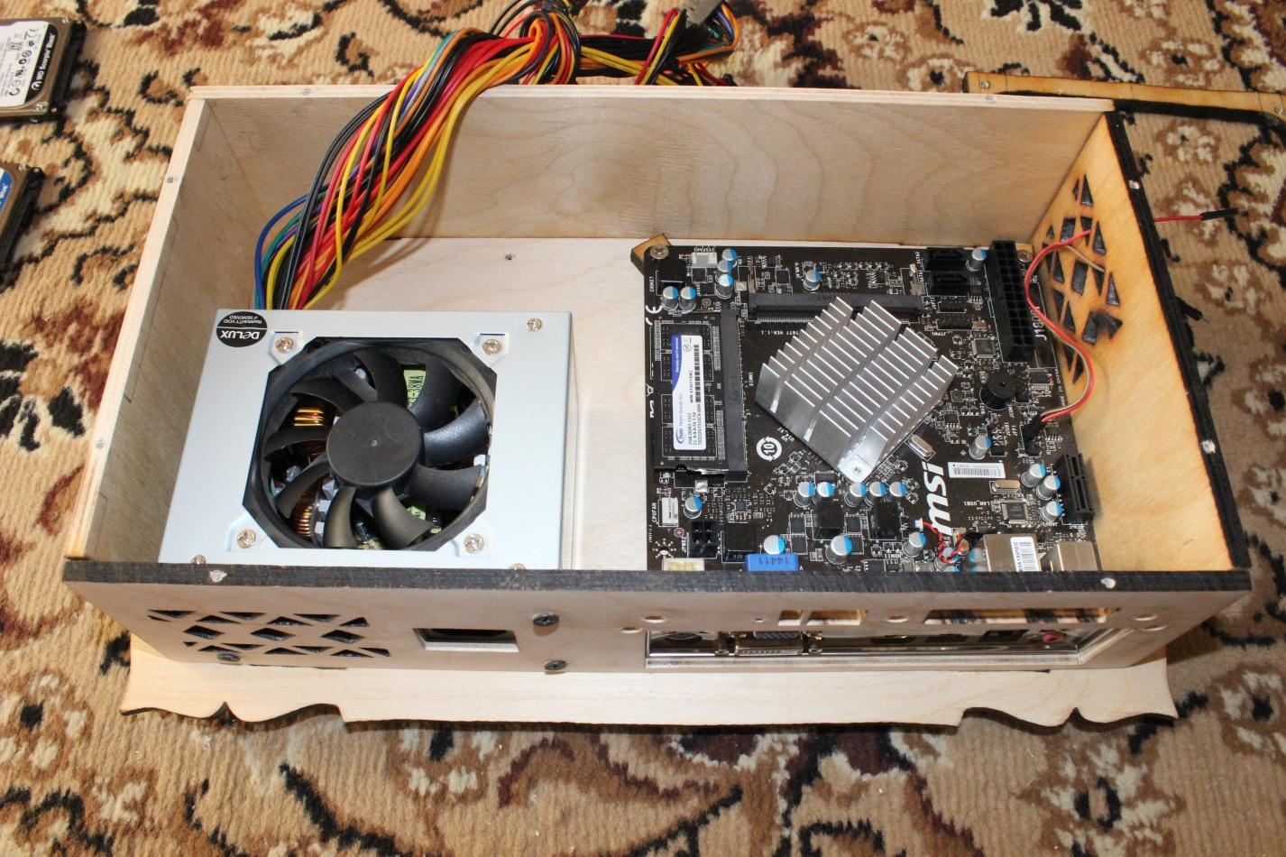 Домашний сервер c нуля - 3