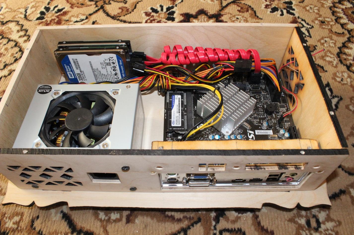 Домашний сервер c нуля - 5