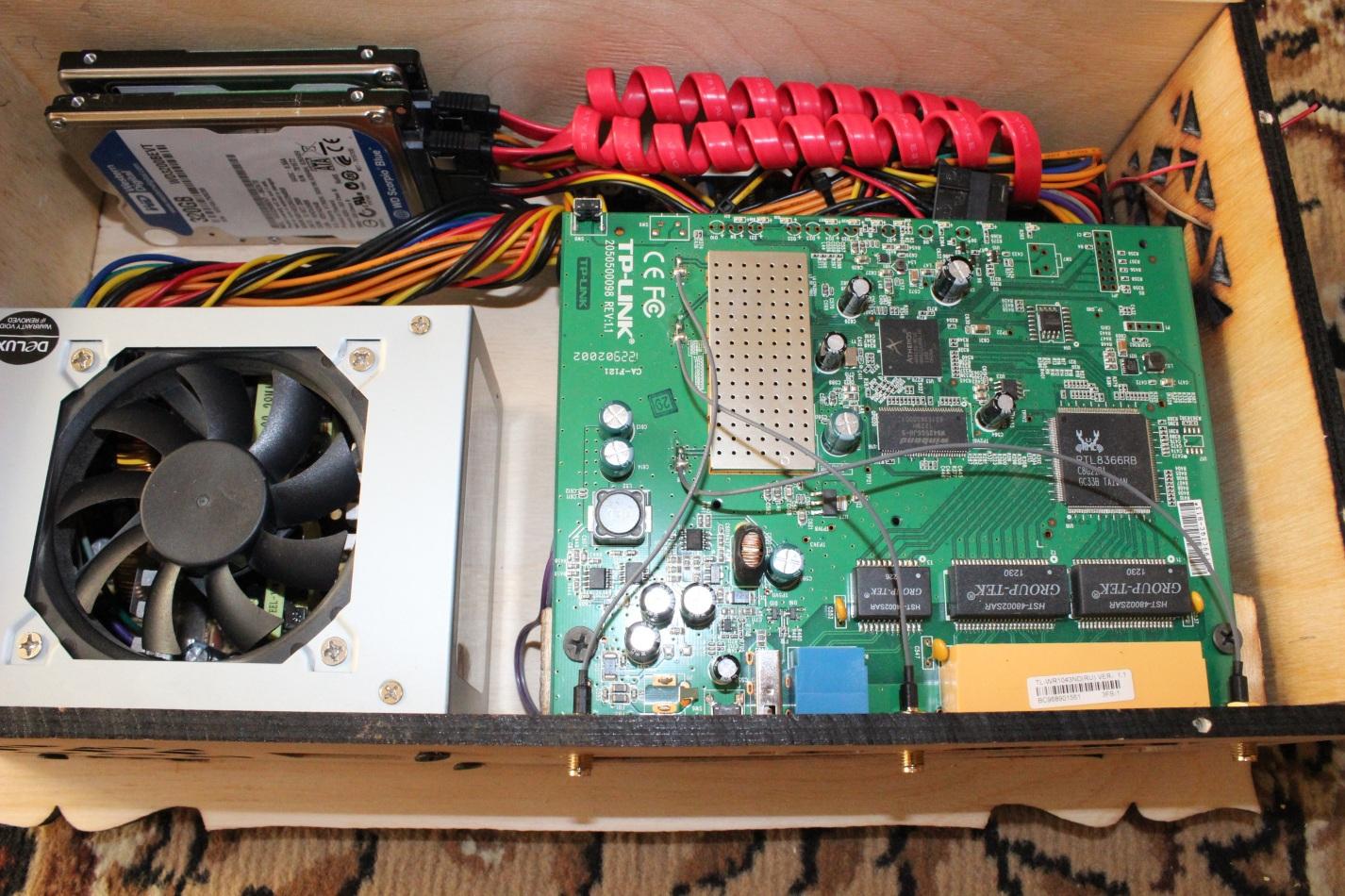 Домашний сервер c нуля - 6