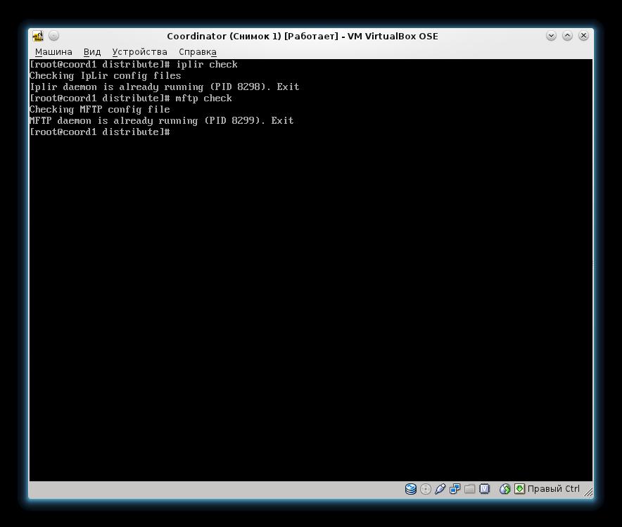 Инструкция: Настройка ПАК «Шлюз ПДн» (AltLinux СПТ 6.0 + VipNet Coordinator) - 21
