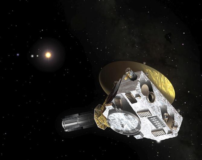 Космические аппараты в Солнечной системе: от Венеры до Плутона (видео NASA) - 1