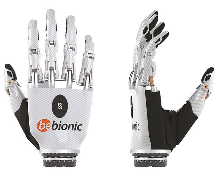 Новая модель бионической руки Bebionic Small - 3