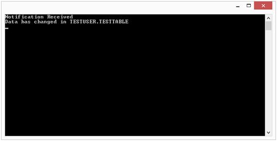 Опыт использования Object Change Notification в Oracle - 2