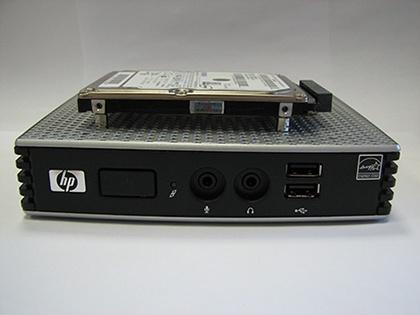 Прокачиваем тонкий клиент HP t5325 - 16
