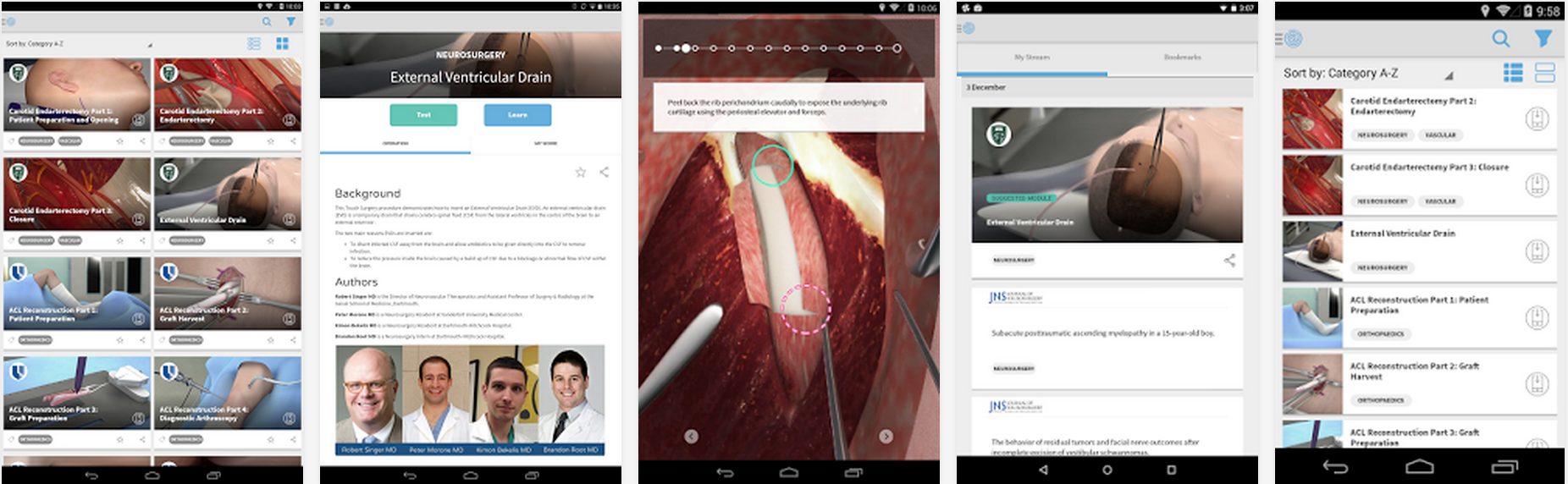Сенсорная хирургия: как вырезать аппендикс на планшете или смартфоне - 2