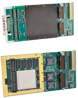 Модуль Acromag XMC-7A200 конфигурируется пользователем