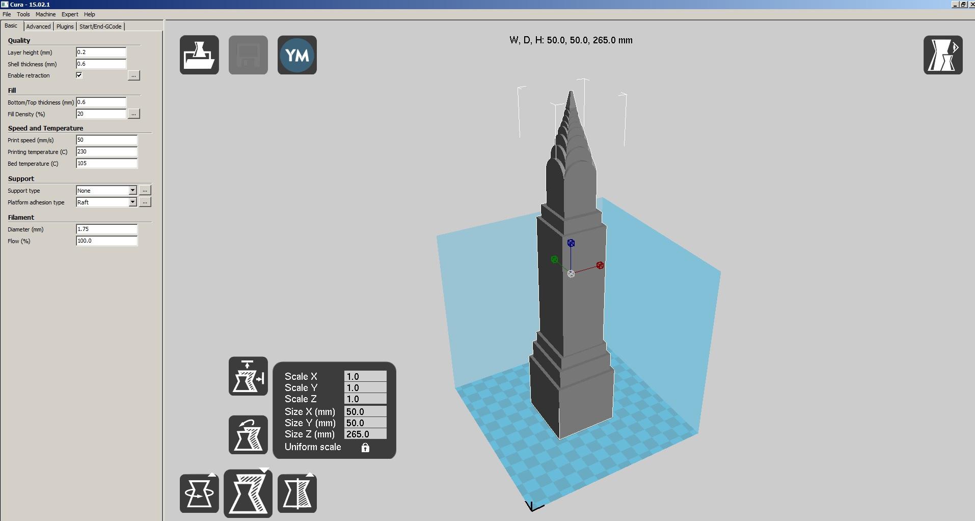 Разделение 3D моделей c помощью Autodesk inventor - 1