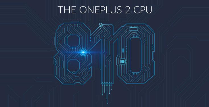 Операционная система Oxygen OS на базе Android оптимизирована для Snapdragon 810
