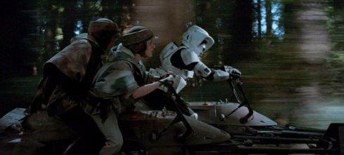 Солдаты пересядут на транспорт штурмовиков из «Звездных войн»
