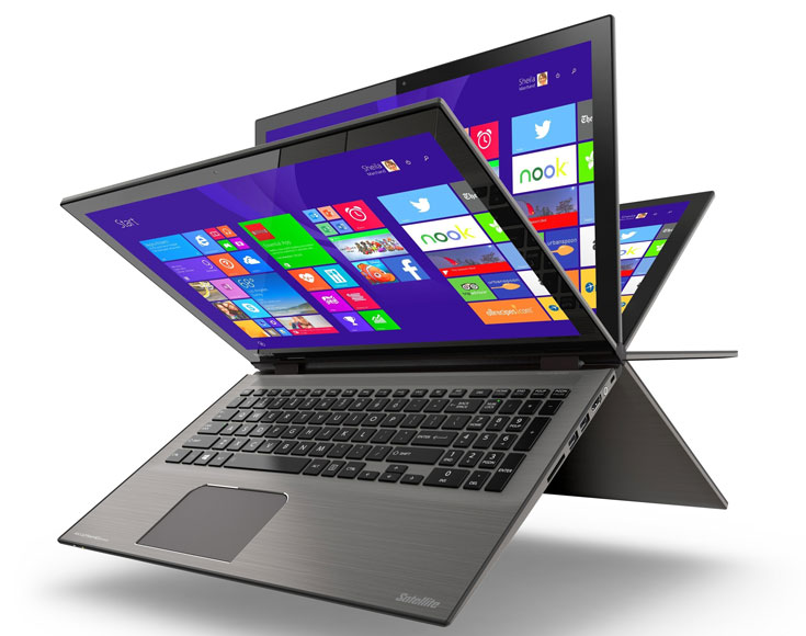 Толщина ноутбуков Satellite L Series не превышает 25 мм