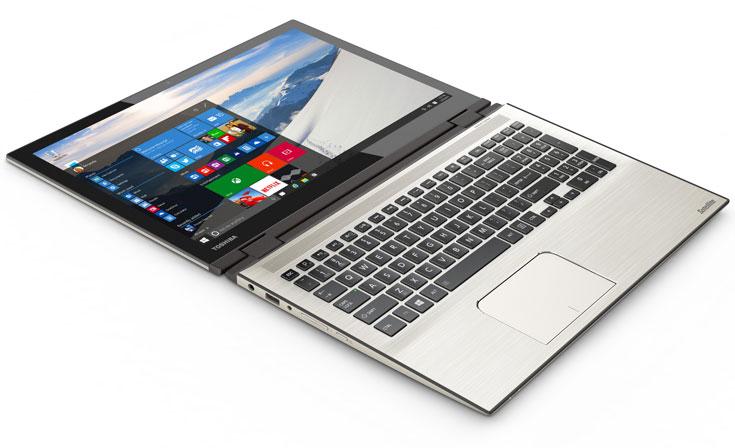 По мнению Toshiba, мобильный компьютер с экраном 4К может заинтересовать фотографов
