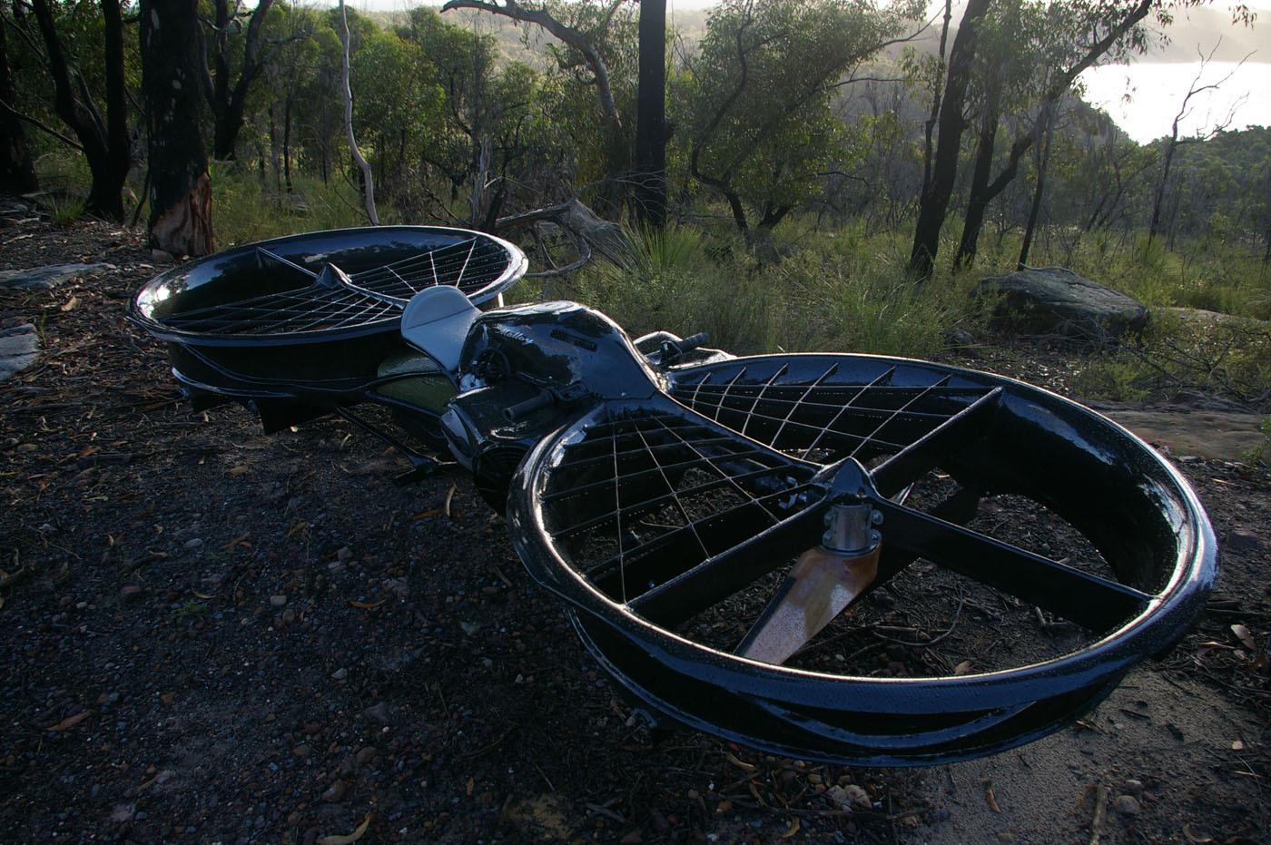 Hoverbike — персональный транспорт будущего - 2