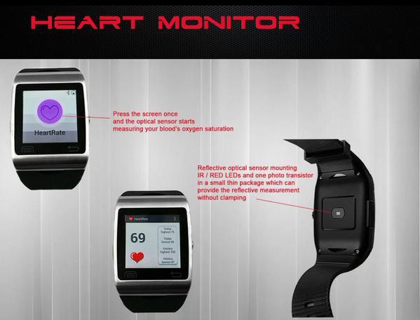 Mimoto Watch — смарт часы за 98 $, которые надо ждать в июле на Kickstarter - 3