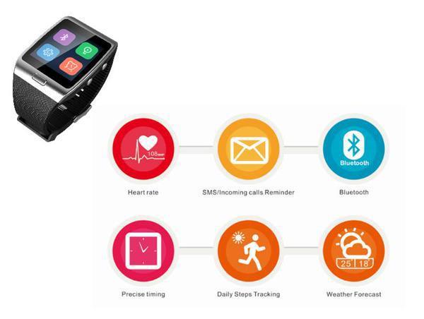 Mimoto Watch — смарт часы за 98 $, которые надо ждать в июле на Kickstarter - 4