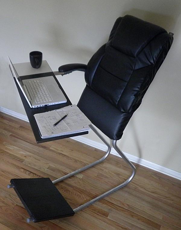 Кресло LeanChair для работы стоя под углом - 3