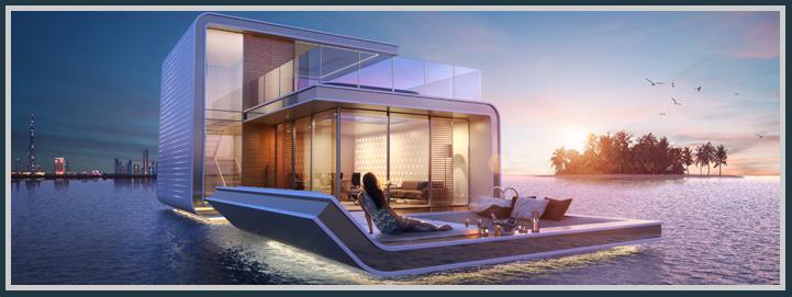 Мечту жить у моря осуществят дома будущего - 2
