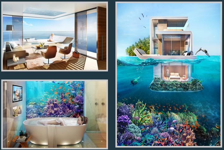 Мечту жить у моря осуществят дома будущего - 4
