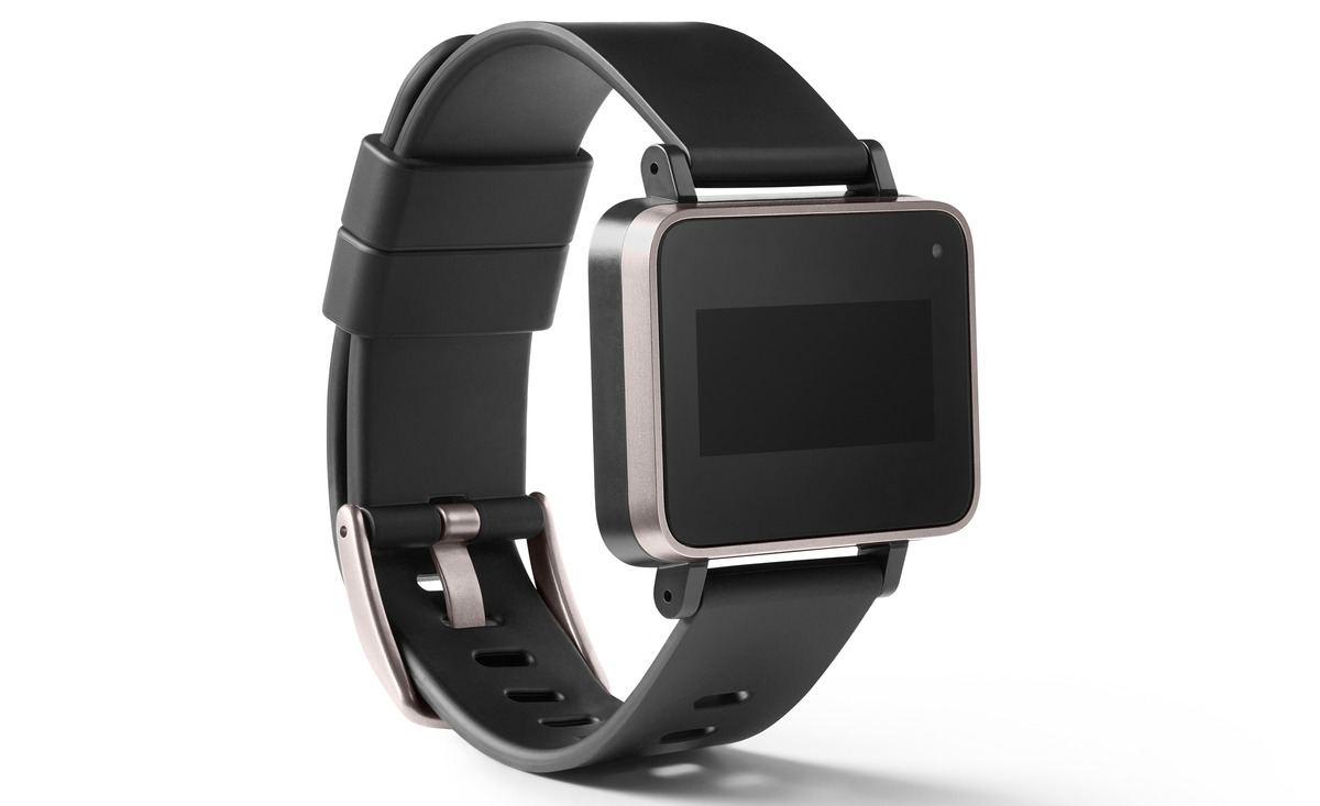 Bloomberg показали новый браслет от Google - 1