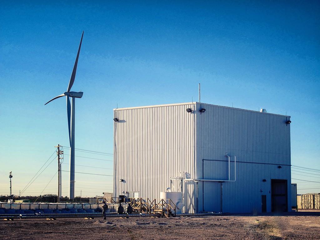 Compressed Air Energy Storage (CAES) — Пневматический аккумулятор - 4