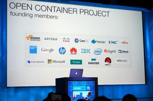 Docker, CoreOS, Google, Microsoft, Amazon создают совместный формат контейнеров - 2