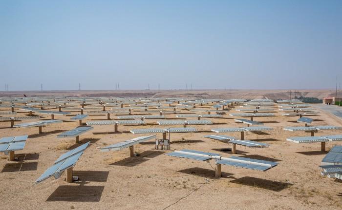 Даже Саудовская Аравия переходит на солнечную энергию - 1