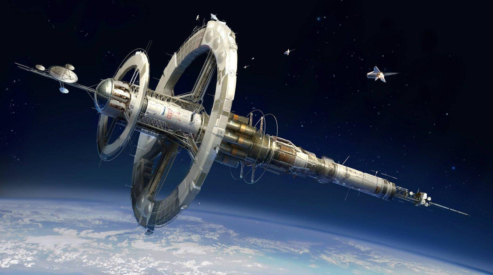 Профессии будущего: Когда мы полетим в космос? - 4
