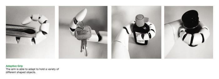 Роботы смогут аккуратно пощупать нежные объекты - 3