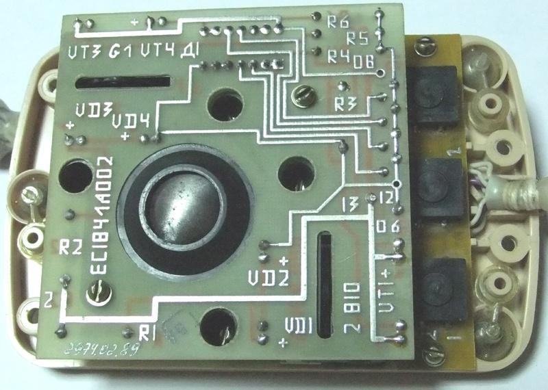 Старое железо: Манипулятор графической информации ЕС-1841 - 2