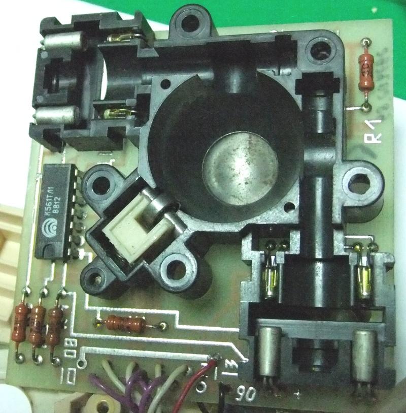 Старое железо: Манипулятор графической информации ЕС-1841 - 3
