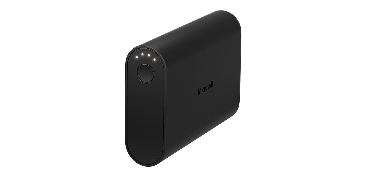 В помощь путешественнику и не только: анонс линейки портативных аккумуляторов Microsoft - 5